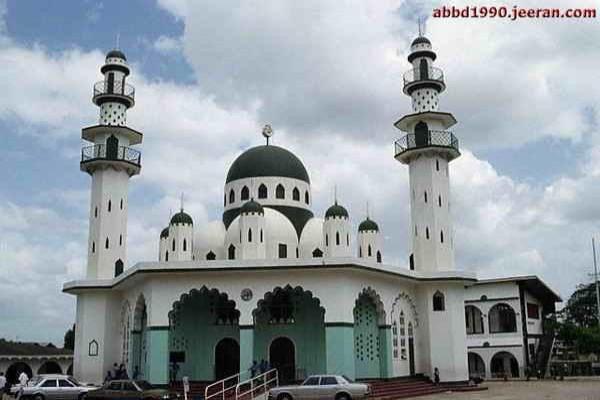 الجمعة بمسجد عباد الرحمن (البغدادلى) بالمحلة الكبرى