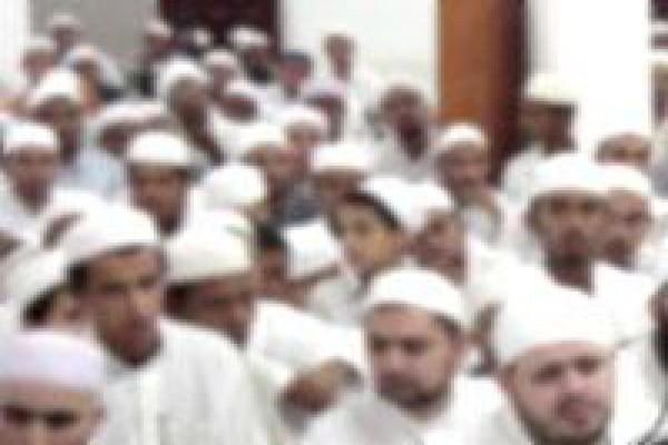 الجمعة القادمة بمسجد الحمد بالأسكندرية
